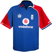 England One Day Shirt
